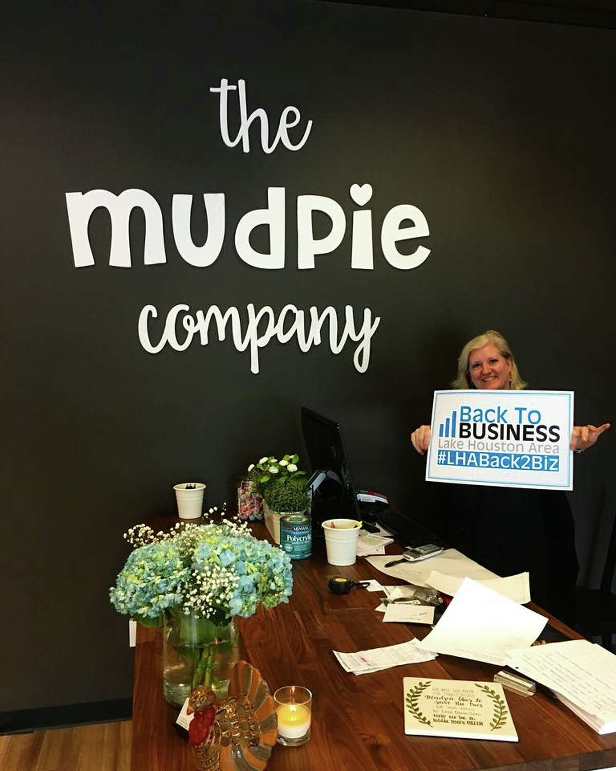 The Mudpie Company has reopened.