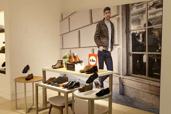 San Rafael comfort shoe brand has opened a pop-up in Westfield San Francisco Centre that will be open through April 2018.