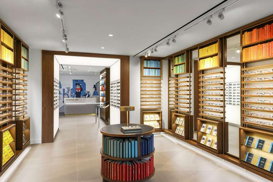 Warby Parker has opened a second S.F. location at 216 Stockton St. Photo: Warby Parker, Sara Essex Bradley