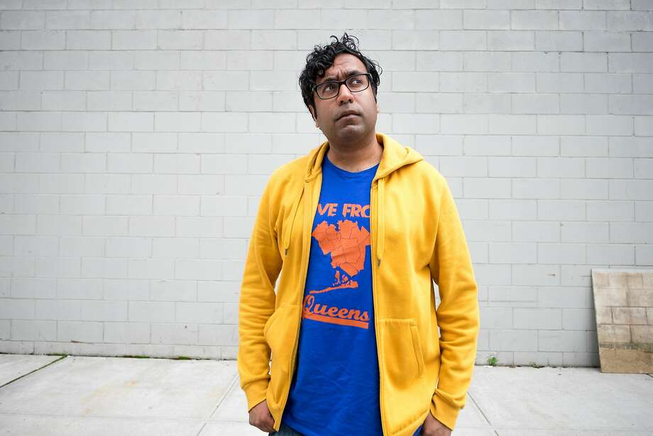 "Hari Kondabolu's documentary ""The Problem With Apu"" explores the impact of stereotypical images on those of South Asian descent. Photo: David Scott Holloway"