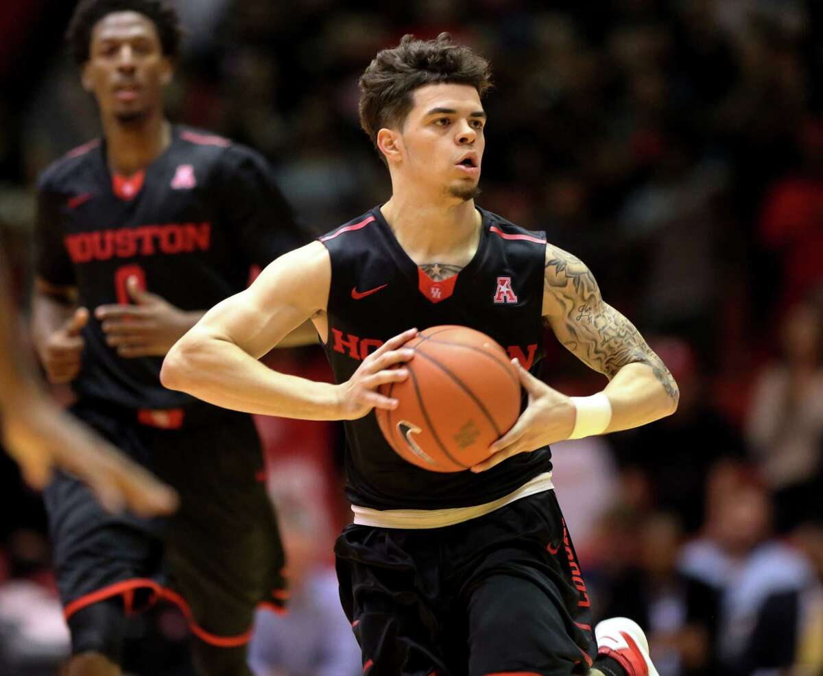 Houston guard Rob Gray led the American Athletic Conference with 20.6 points per game last season.