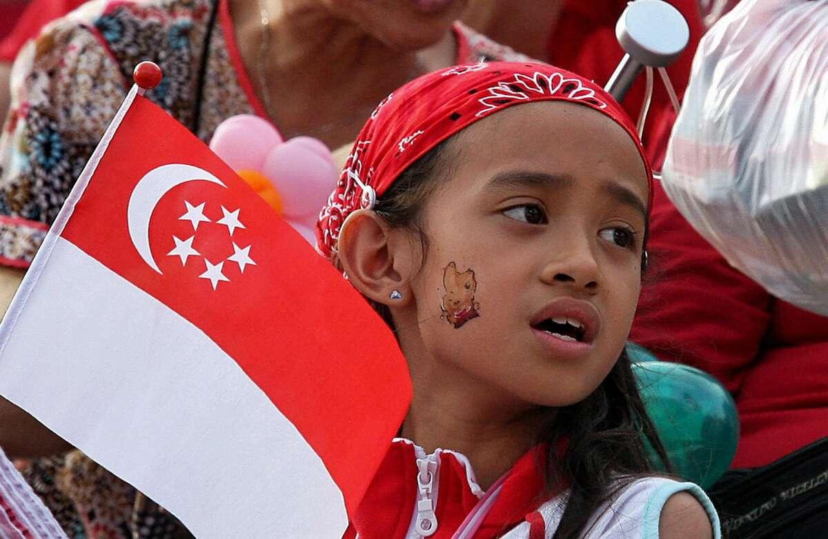 10.Singapore Value of Houston exports to Singapore:$1.6 billion Percentage of Houston exports that go to Singapore:2.6 percent