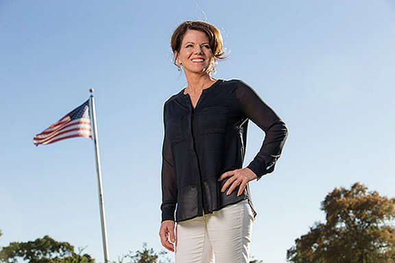 Robin Burke, photographed at Champions Golf Club in Houston, Texas on November 26, 2014. Photograph é'Âé' 2014 USGA/Darren Carroll