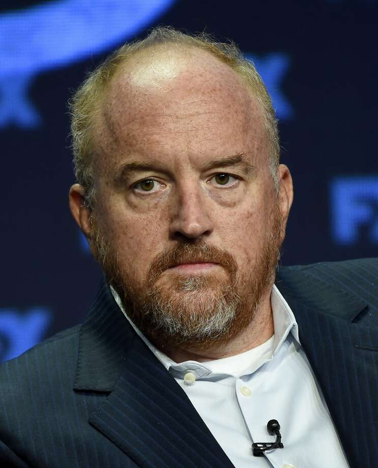 Louis C.K. has been accused of sexual misconduct toward several women, including masturbating in front of them to their horror and embarrassment, according to a report in The New York Times. Photo: Chris Pizzello, Associated Press
