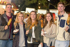 College night added an extra zing to Wurstfest in New Braunfels on Thursday, Nov. 9, 2017 for the annual 10-day salute to sausage, beer and so much more German culture.