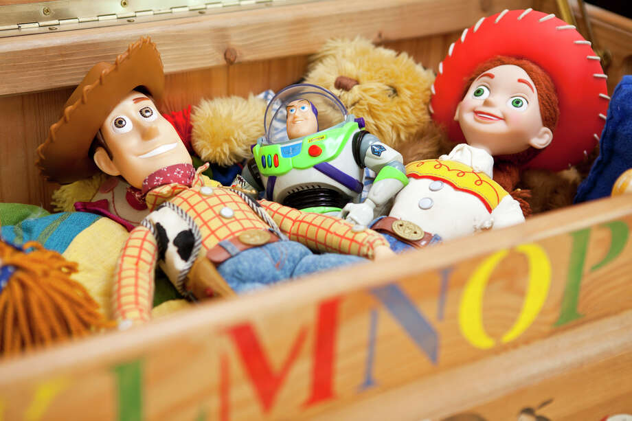 """Woody and Jesse from """"Toy Story"""" will be at a meet and greet Nov. 18 during the Children's Museum of Houston's Toy Story Day. Photo: Cjp, Contributor / cjp"""