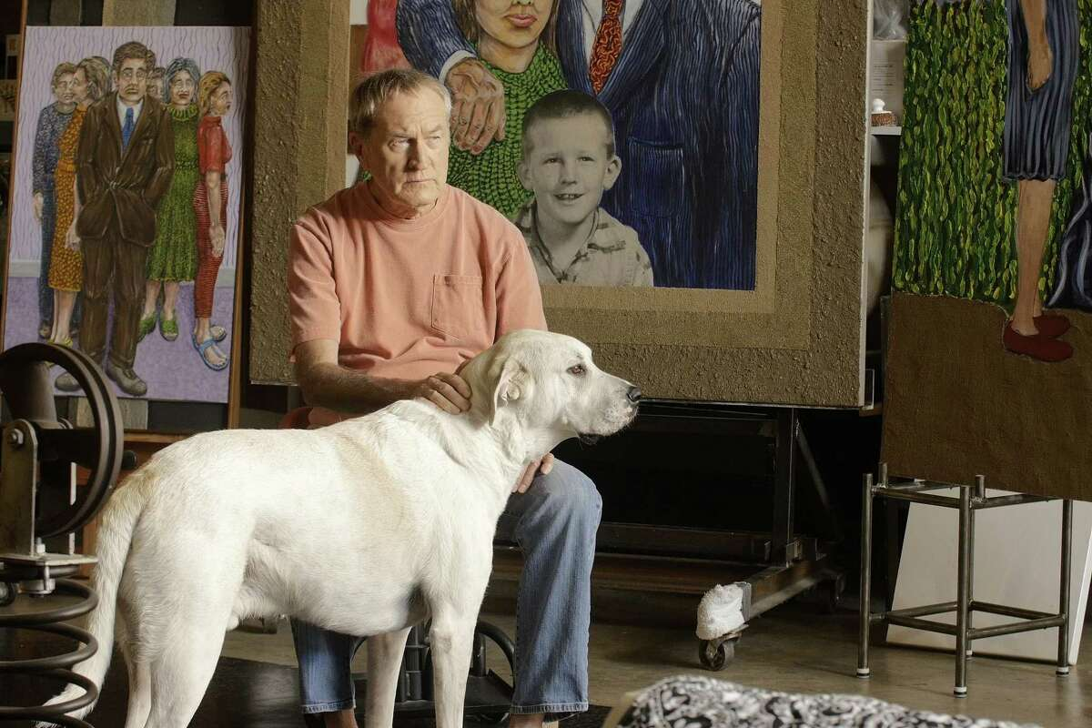 Gilbert, who also owns G Gallery, is the subject of Wayne Slaten's documentary