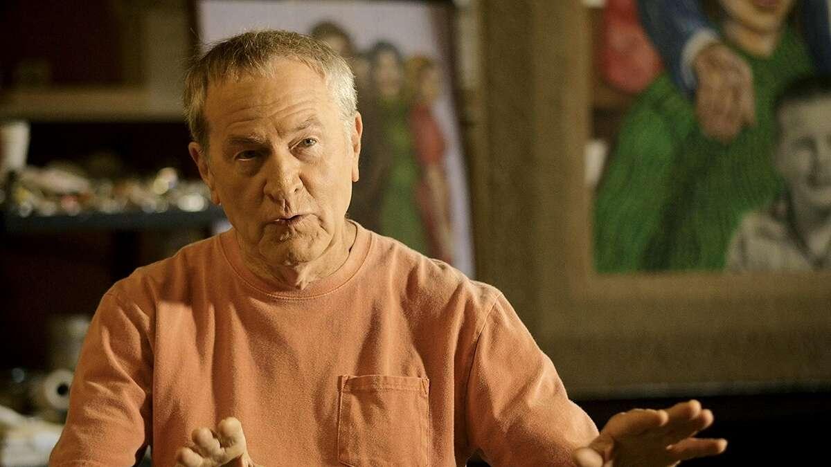 Houston artist Wayne Gilbert, who also owns G Gallery, is the subject of Wayne Slaten's documentary