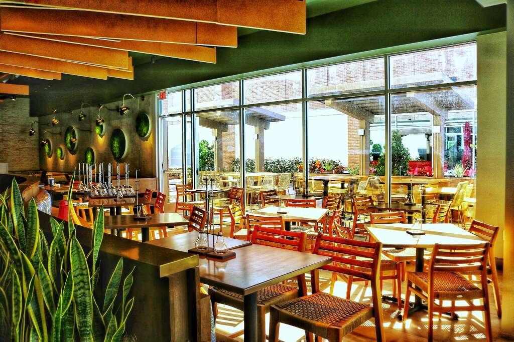 Bellagreen Restaurants Get New Look Houston Chronicle