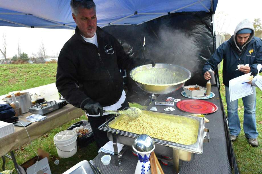 Whether you're a chili person or a mac-and-cheese guy, you'll definitely want to check out the 6th Annual Great Mac & Chili Challenge on Sunday. Find out more. Photo: Alex Von Kleydorff / Hearst Connecticut Media / Norwalk Hour