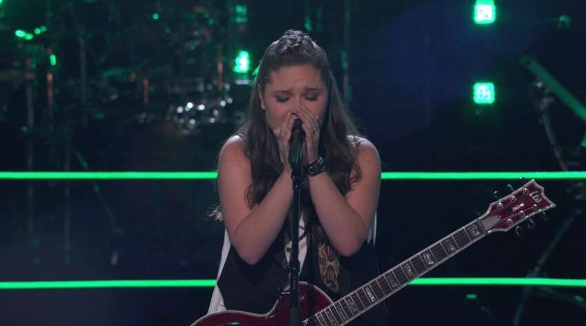 Moriah Formica on The Voice
