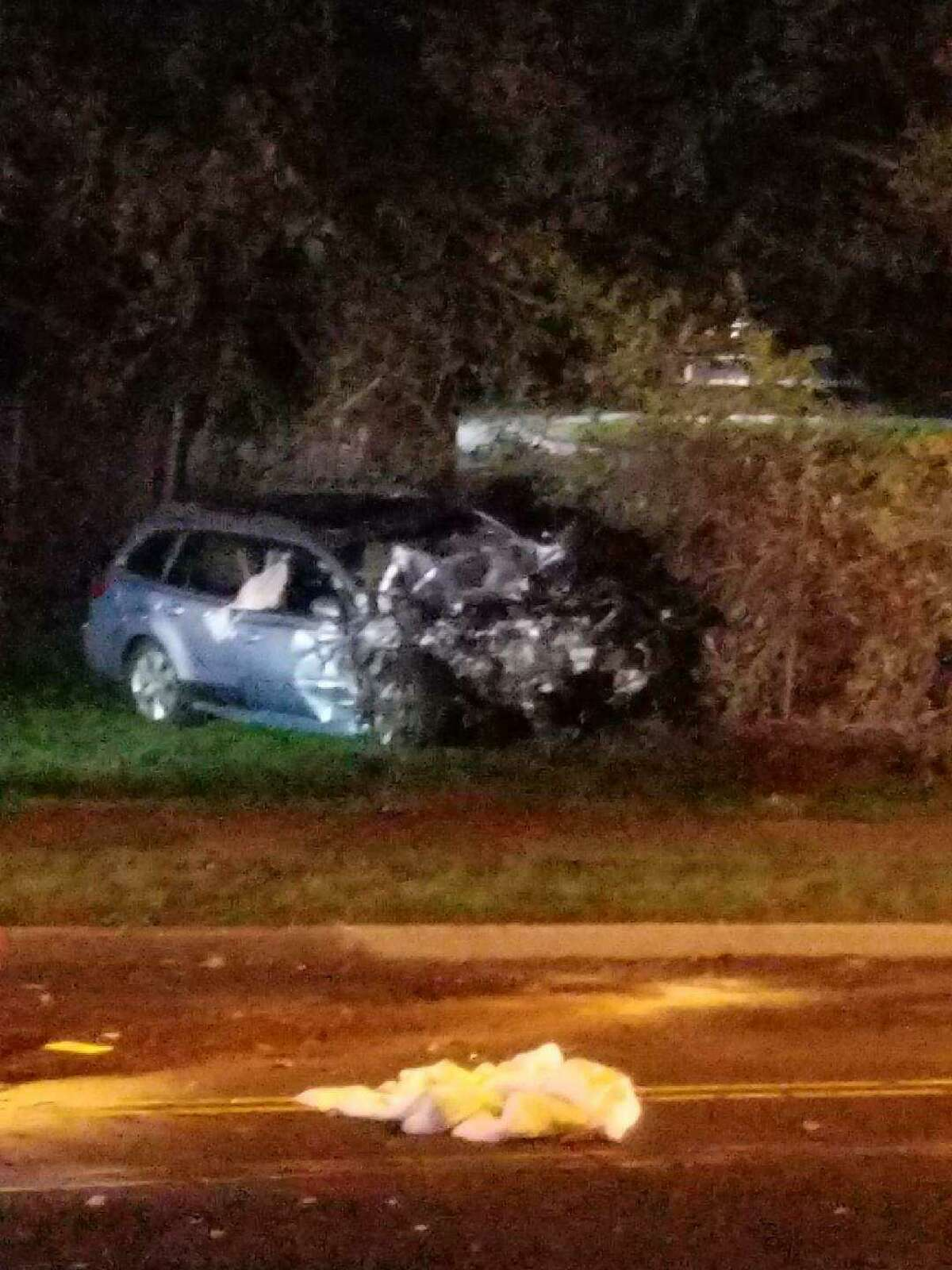 Phillip W. Hunt, 54, of Seymour, was killed after a car being pursued by police crashed into his vehicle late Thursday, police said.