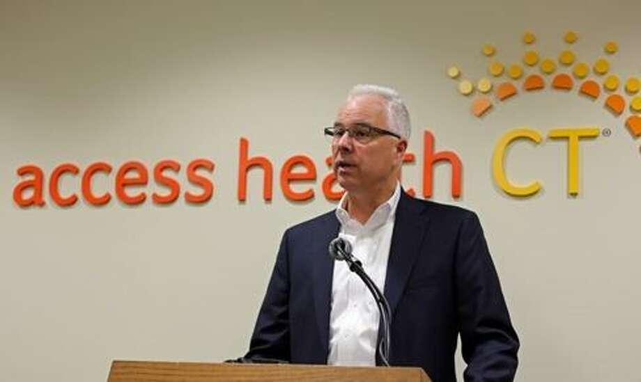 Access Health CT CEO James Wadleigh Photo: Ctnewsjunkie File Photo / Ctnewsjunkie File Photo