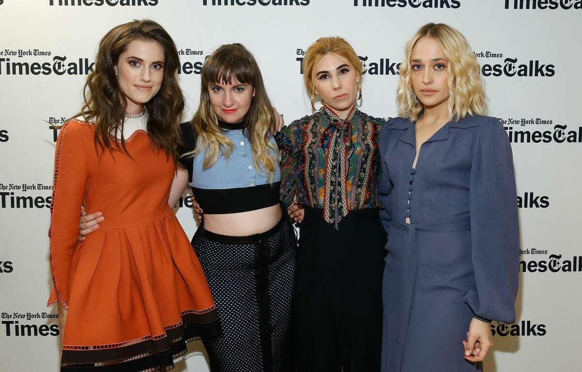 23. Girls Airtime: April 2012 - April 2017 Rotten Tomatoes audience score: 75 percent like it