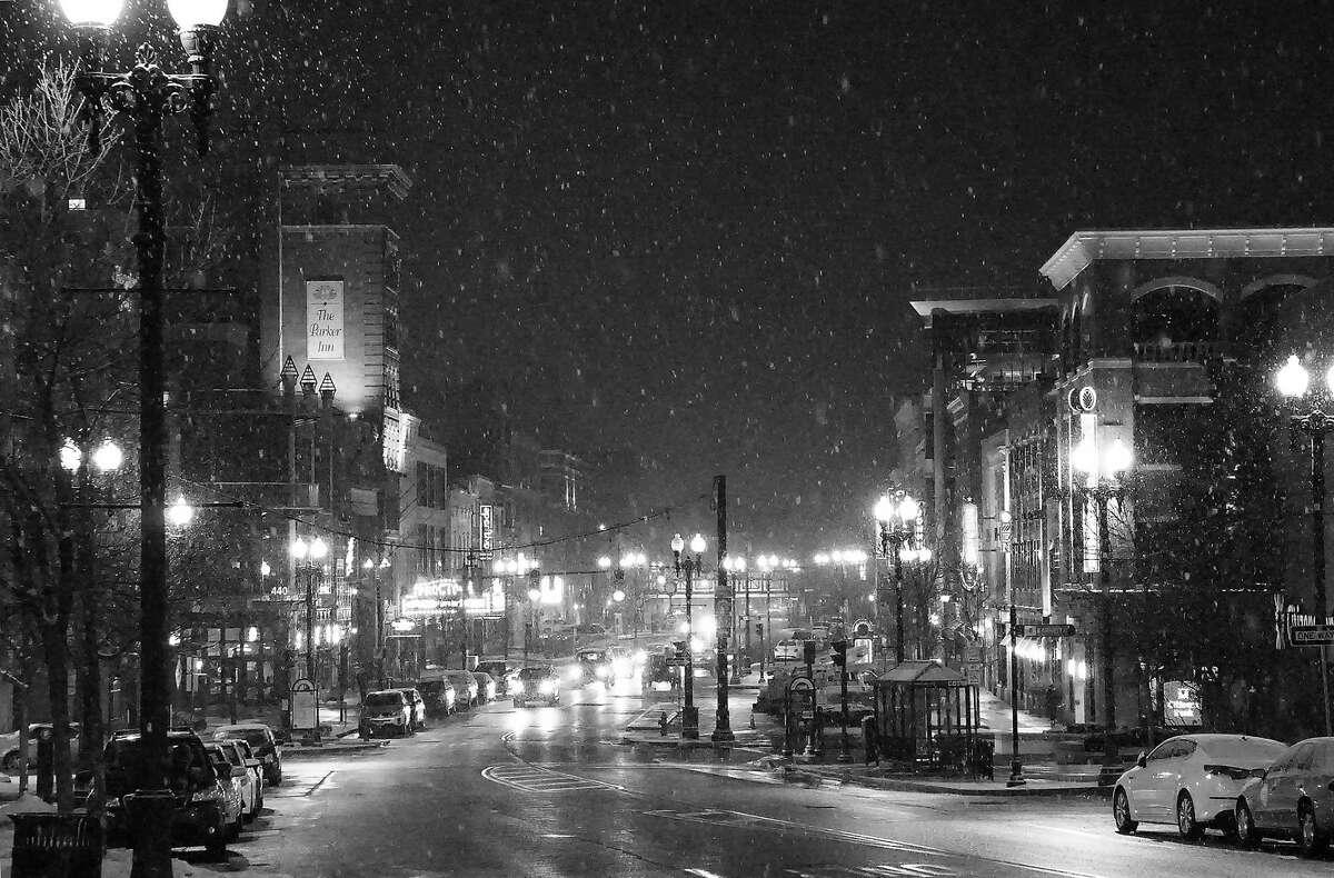 State Street in Schenectady in 2016. Photo by Dave Breitenstein, of Duanesburg.