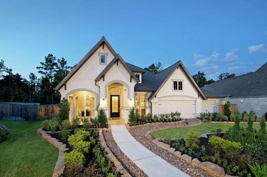At Woodforest, homes on 45-foot homesites start in the $240,000s; the Capriccio 50-foot homesites start in the $290,000s; the Deerbourne Ridge 50-foot homesites start in the $300,000s; and the 60-foot homesites start in the $350,000s.