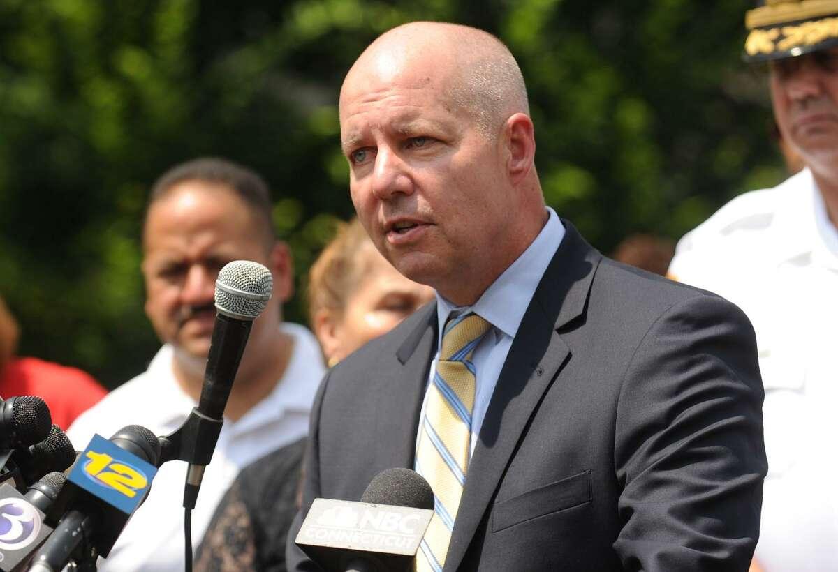 Connecticut Undersecretary for Criminal Justice Michael P. Lawlor.