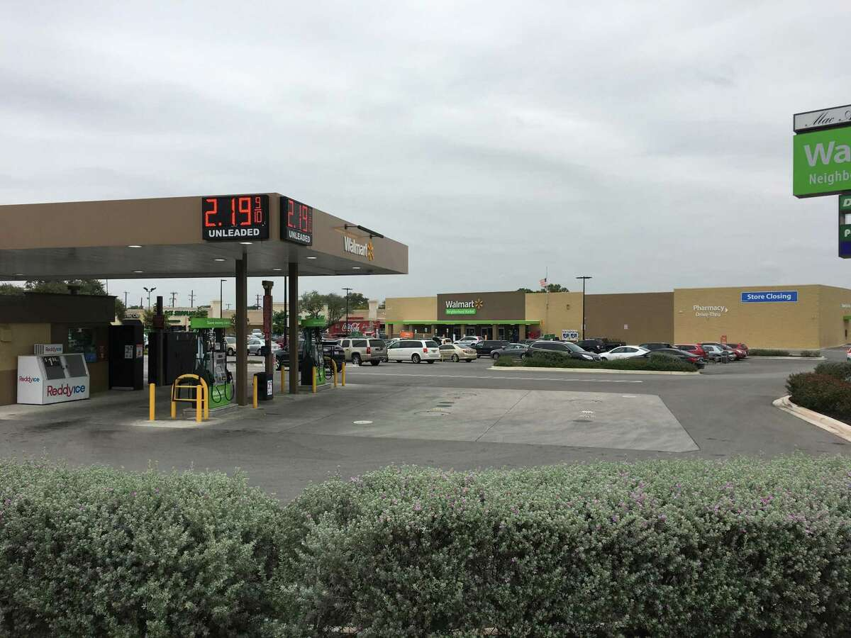 Walmart Stores Inc. closed its Neighborhood Market store on Nacogdoches Road near MacArthur High School in 2017. The gas station has since been removed. The location will become North East ISD's high school cybersecurity magnet program next year.