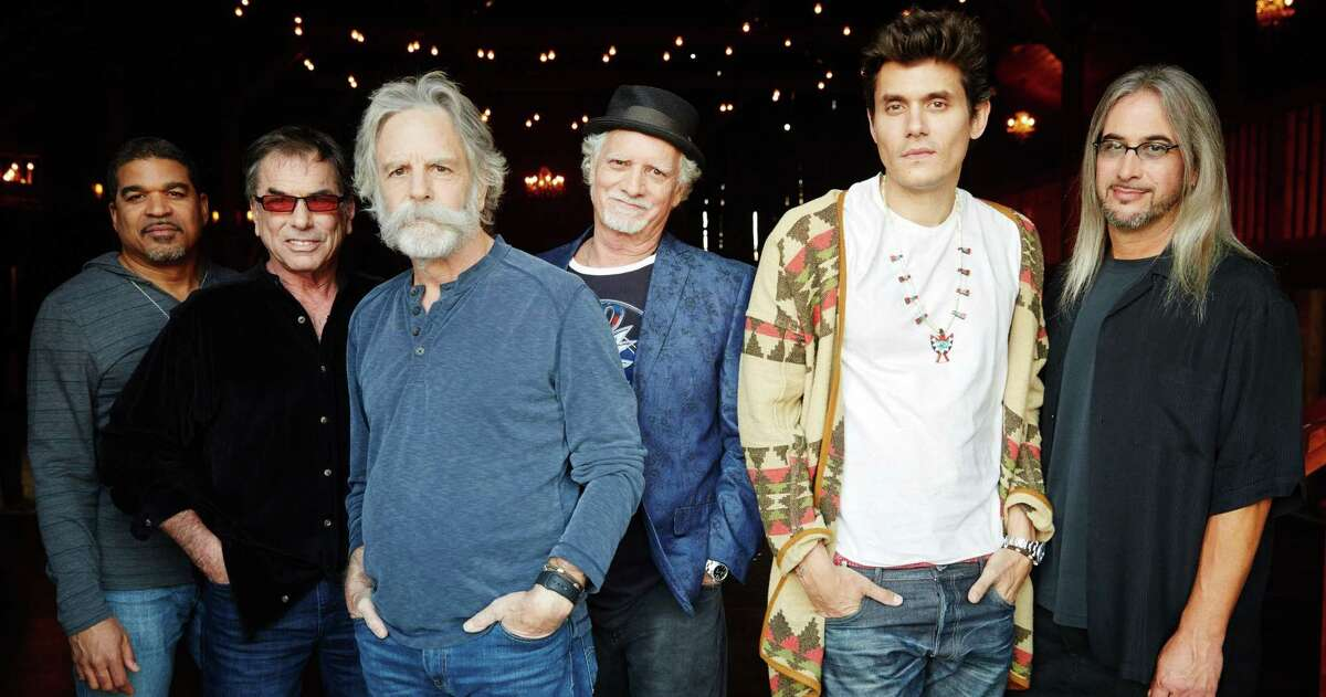Dead & Company performs at Hartford's XL Center on Nov. 22.