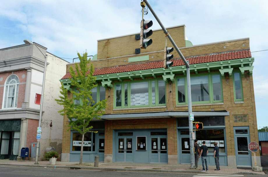 """The general contractor in the Wall Street Theater renovation has filed a foreclosure claim seeking, among other things, """"immediate possession of the property."""" Photo: Erik Trautmann / Hearst Connecticut Media / Norwalk Hour"""