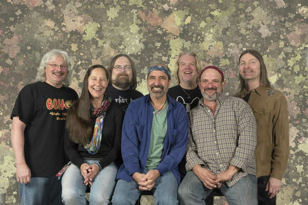Dark Star Orchestra performs at College Street Music Hall in New Haven on Nov. 17.