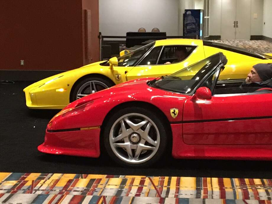CT International Auto Show At Hartford Convention Center - Auto convention