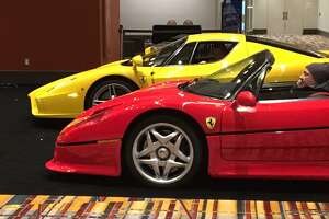 The 2017 Connecticut International Auto Show rolls into the Connecticut Convention Center in Hartford Nov. 17-19.