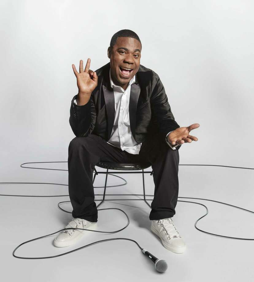 Comedian Tracy Morgan performs at Foxwoods Resort Casino on Nov. 18. Photo: Paul Mobley / Contributed Photo