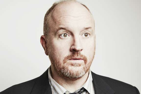 Louis C.K. of FX's 'Baskets' poses in the Getty Images Portrait Studio at the 2016 Winter Television Critics Association press tour at the Langham Hotel on January 19, 2016 in Pasadena, California.(Photo by Maarten de Boer/Getty Images Portrait)