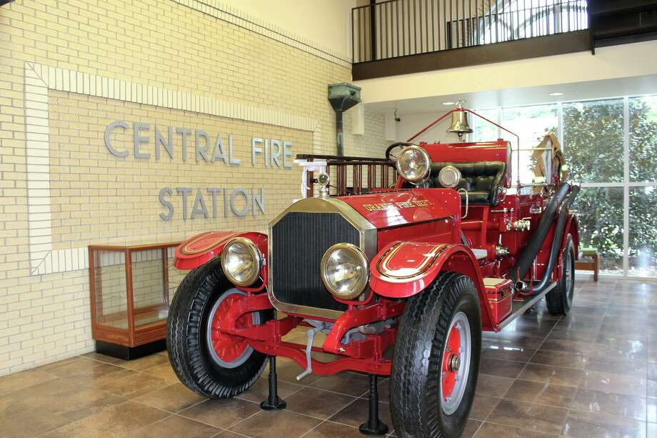 Photos; Orange Fire DepartmentOrange Fire Department wants the community to 'Fill the Fire Truck' during this year's toy drive. Photo: Orange Fire Department