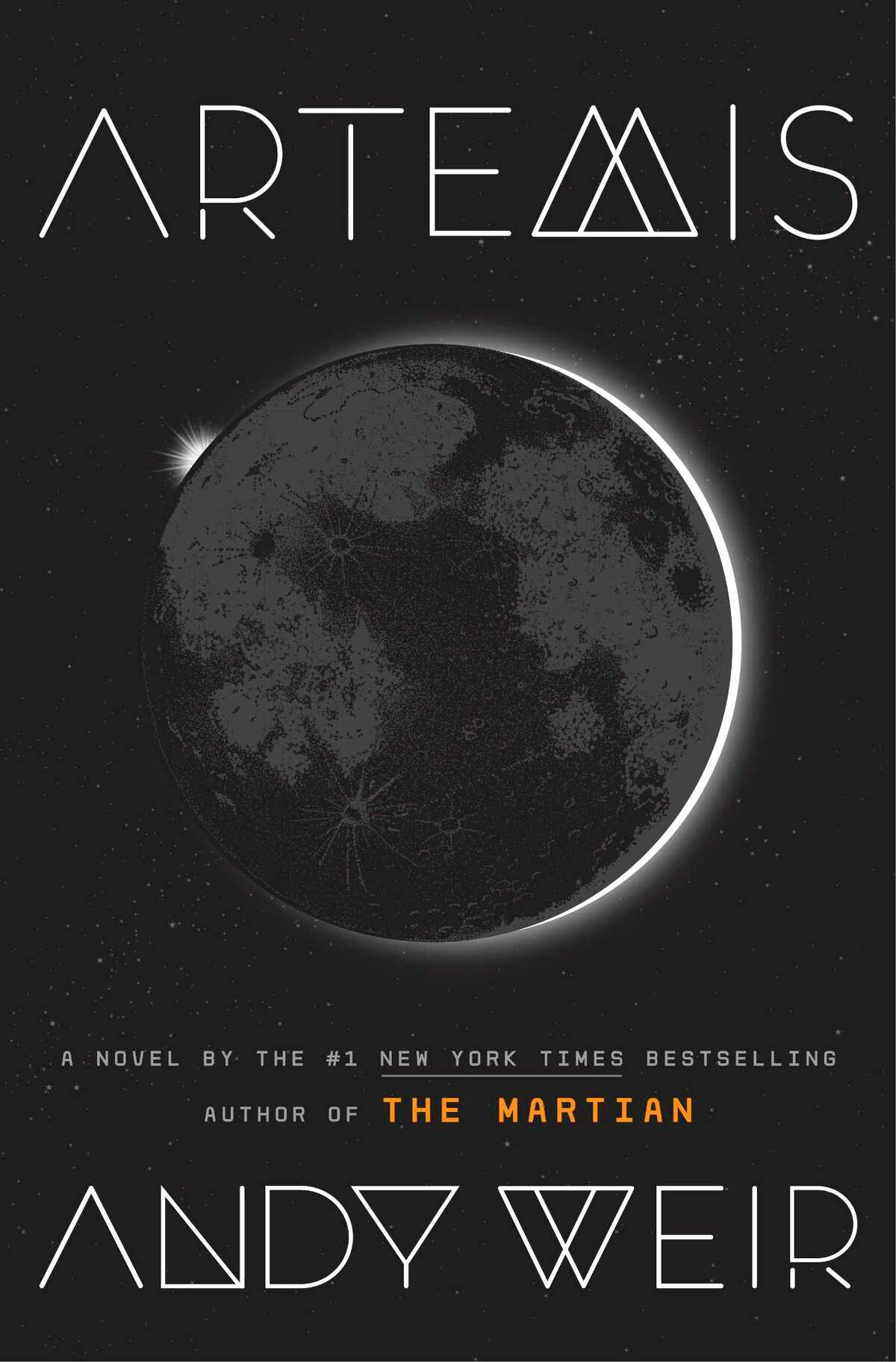 """""""Artemis,"""" by Andy Weir"""