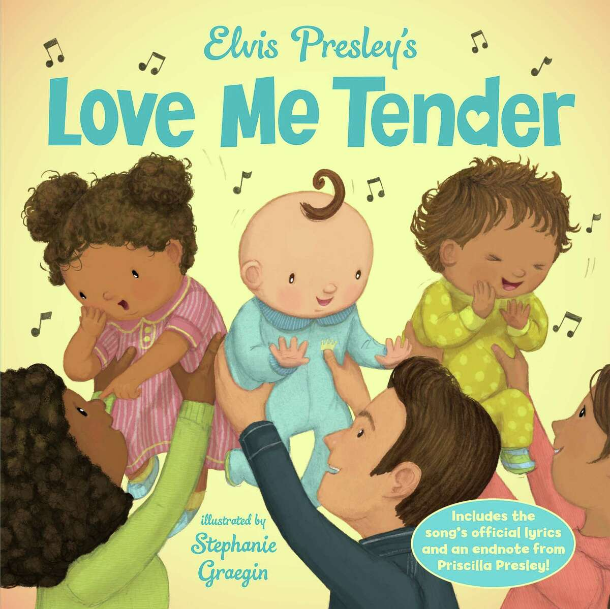 """CHILDREN'S BOOKS: """"Elvis Presley's Love Me Tender,"""" with illustrations by Stephanie Graegin. Penguin Young Readers, $17.99"""