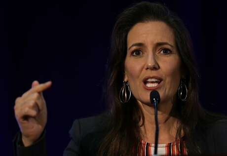 Oakland Mayor Libby Schaaf said the strike would be unlawful because the two parties have not mutually declared an impasse. Photo: Justin Sullivan, Getty Images