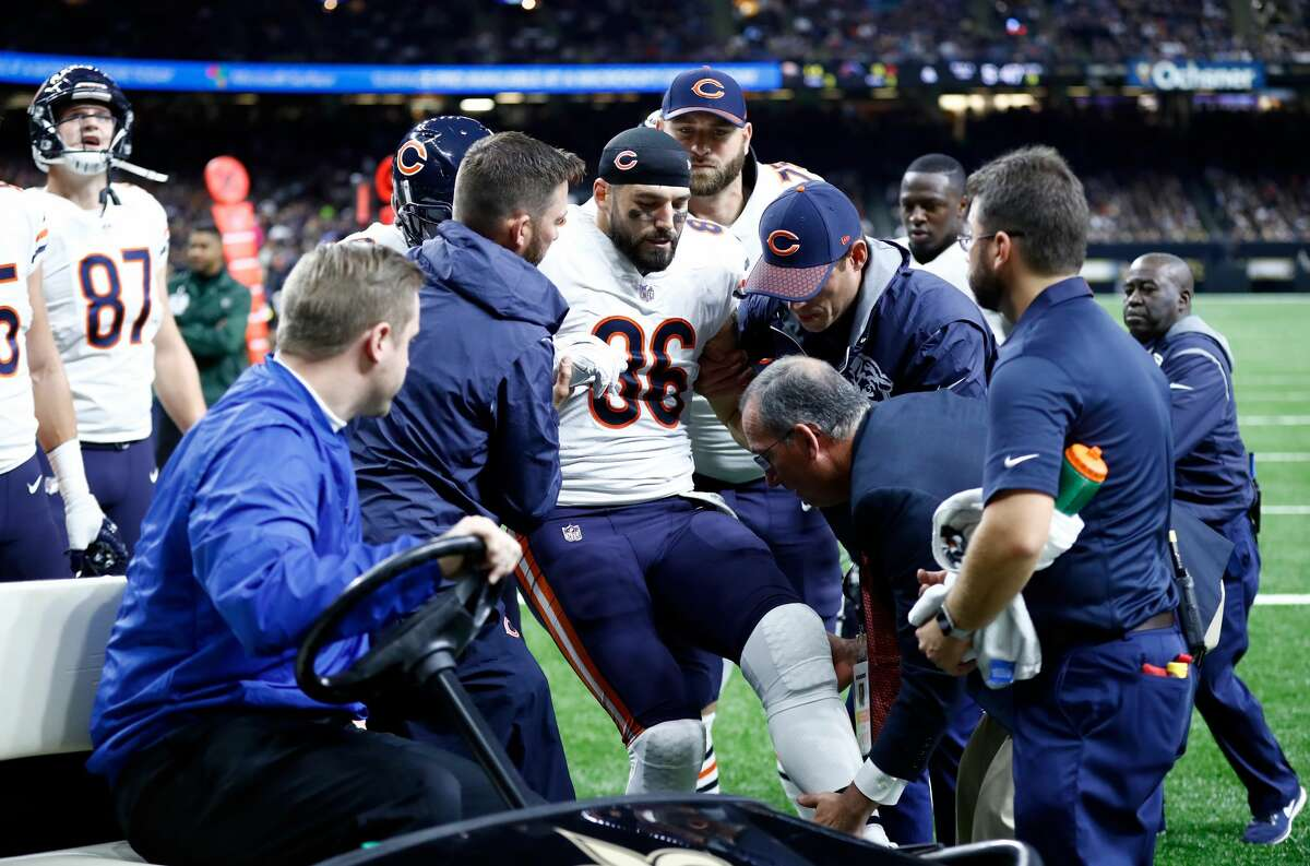Chicago Bears TE, Zach Miller, underwent emergency vascular surgery on Oct. 29 to repair a damaged artery after dislocating his knee during a loss to the Saints.