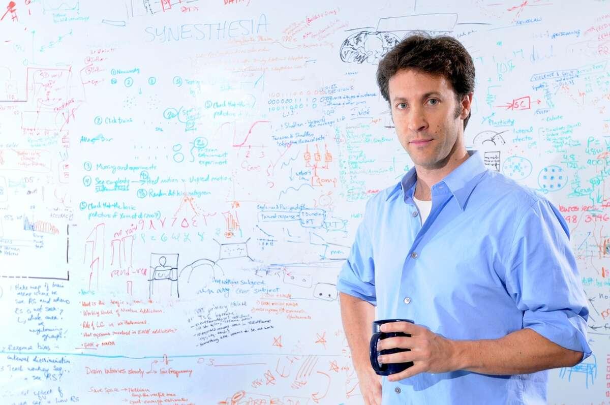 Neuroscientist by day, David Eagleman's work of fiction, Sum, was an international bestseller.
