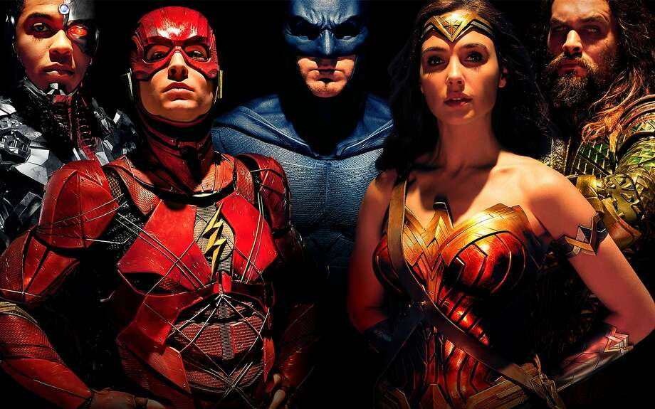 """Justice League."" Photo: Warner Bros., TNS"