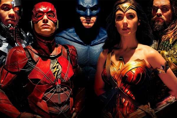Justice League Movie (Warner Bros)