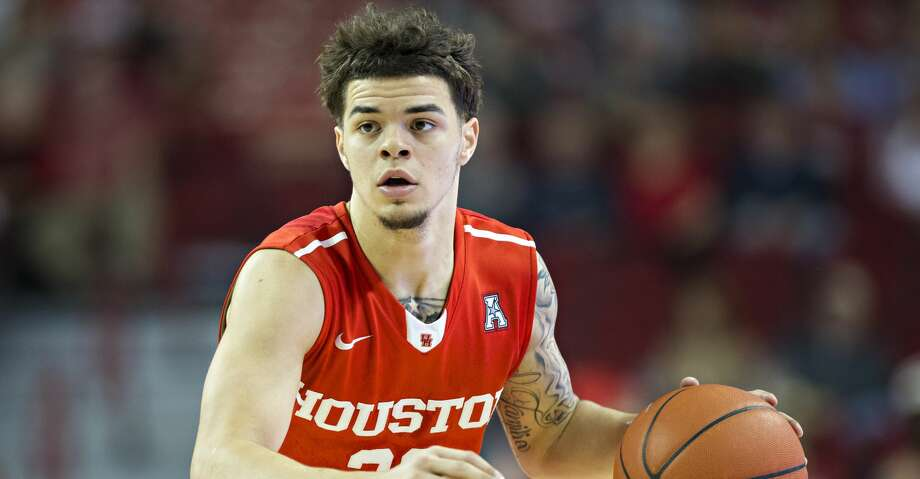 University of Houston guard Rob Gray has been suspended one game by the NCAA and will miss Friday night's season opener against McNeese State. Photo: Wesley Hitt/Getty Images
