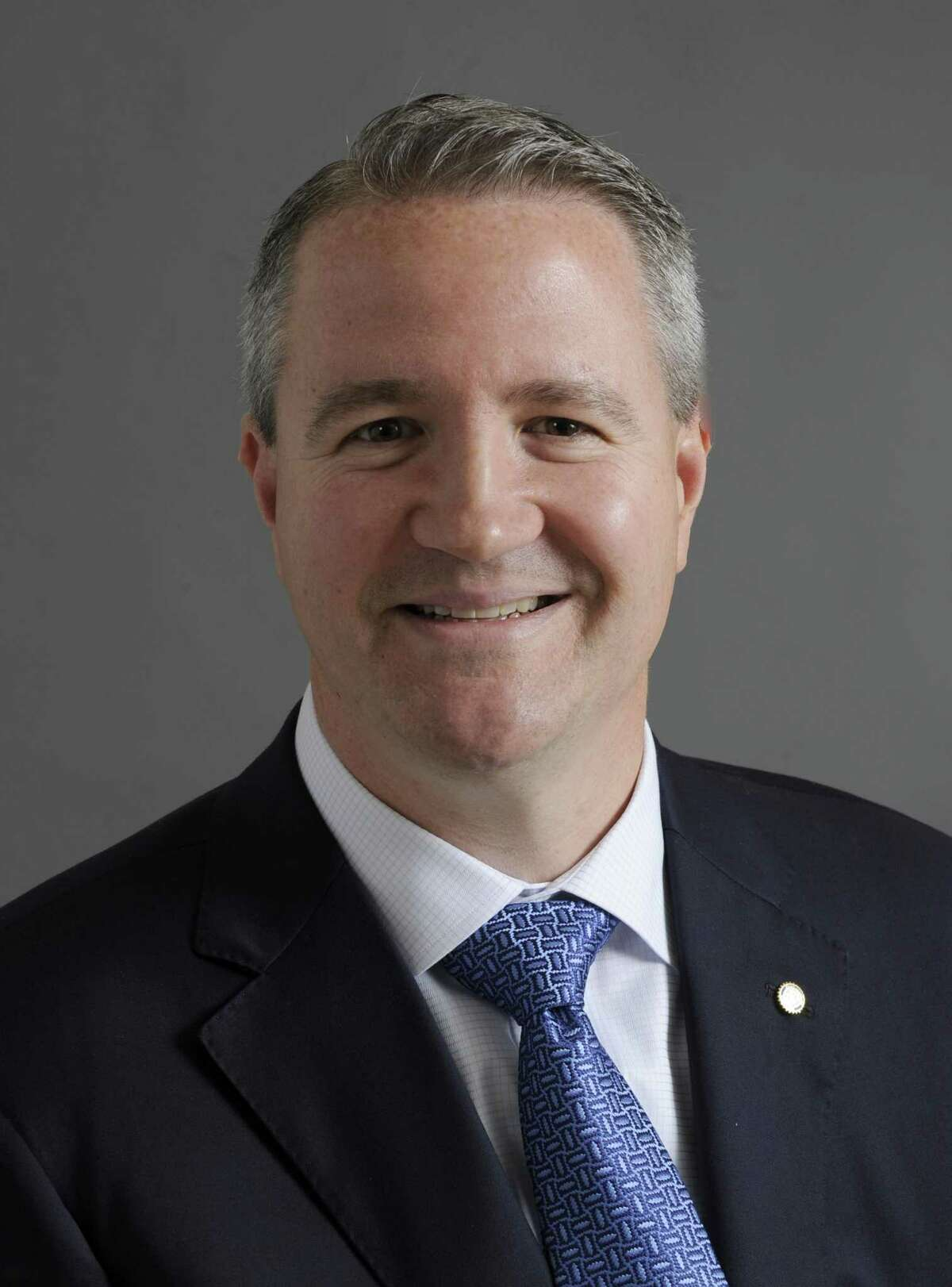 Daniel Rosenthal, Democrat, was elected first selectman in Newtown.