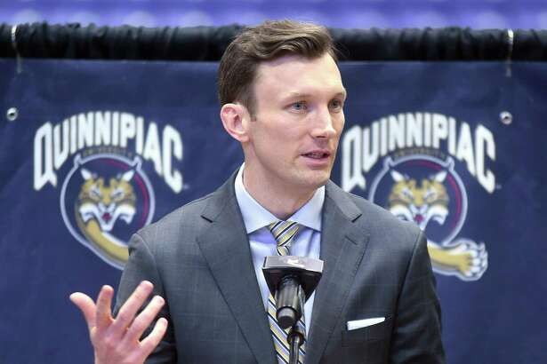 Baker Dunleavy and the Quinnipiac men's basketball team kick off the season today against Dartmouth.