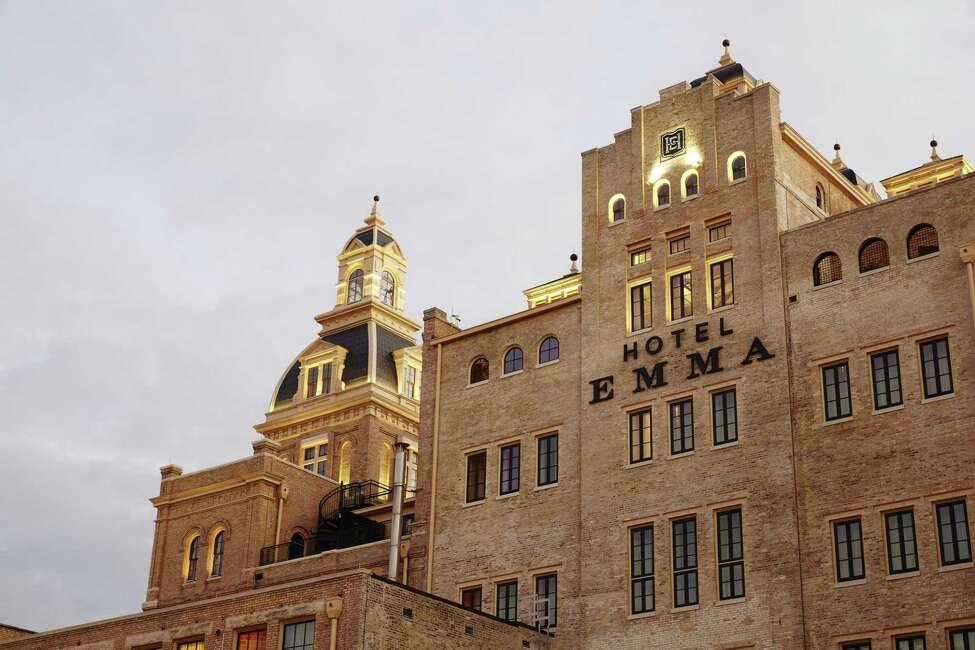 Hotel Emma - 136 E. Grayson St.