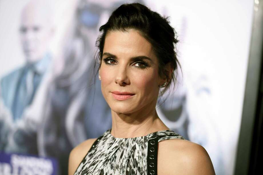 "FILE - This Oct. 26, 2015 file photo shows actress Sandra Bullock arrives at the premiere of ""Our Brand is Crisis"" in Los Angeles. A man arrested inside Sandra Bullock's home in 2014 has pleaded no contest to stalking the Oscar-winning actress and breaking into her home. Joshua James Corbett entered the plea Wednesday, May 24, 2017 in a Los Angeles courtroom and was ordered to continue treatment at a mental health facility. (Photo by Richard Shotwell/Invision/AP, File) Photo: Richard Shotwell, INVL / Invision"