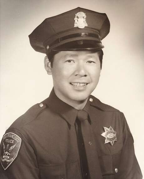 Herb Lee, the SFPD's first Chinese American officer, died this month. Photo: San Francisco Police Department