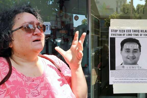 San Franciscan Betty Rose Allen won her court case to overturn an Ellis Act eviction.