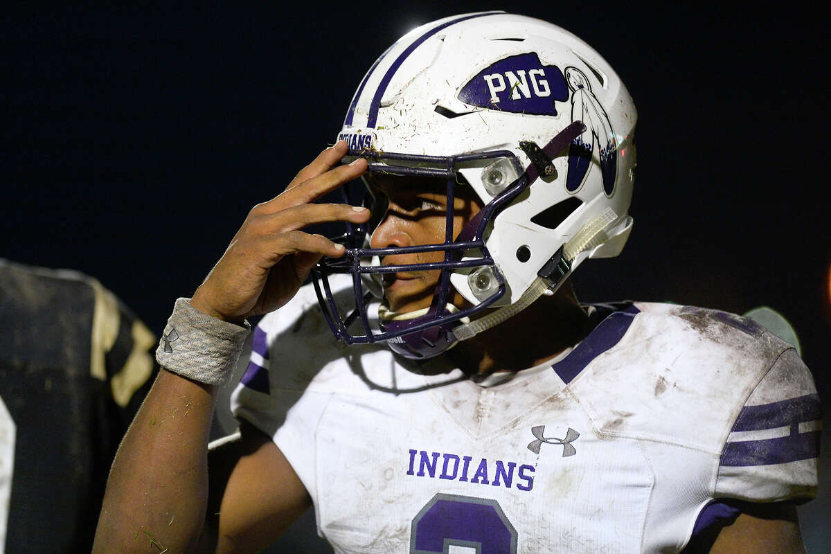 Port Neches-GrovesRank: 3Record: 8-1Last Week: 2 (lost to Nederland 36-35)Classification: 5ANext: plays Crosby
