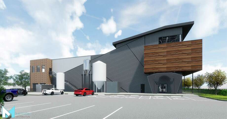 Buffalo Bayou Brewing Co. plans to construct and open a new brewery with restaurant and taproom in 2018. The new facility will be in Sawyer Yards. Photo: Method Architecture