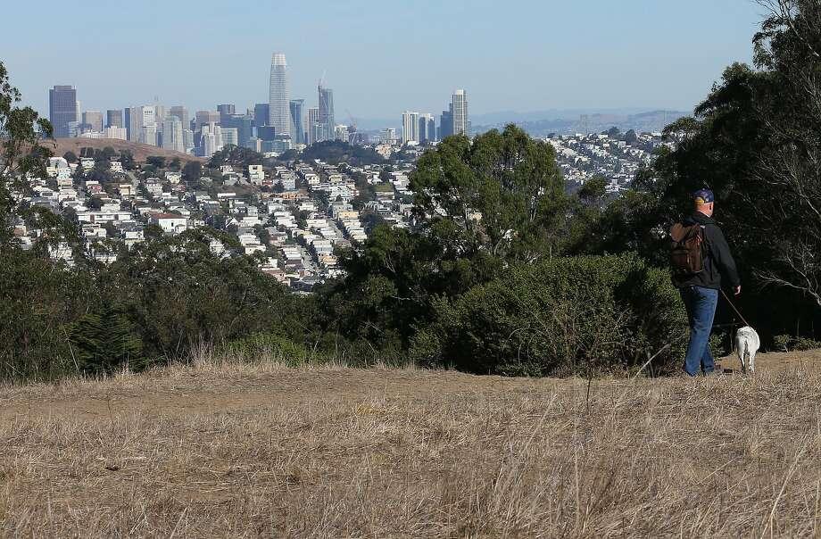 File Photo Of McLaren Park In San Francisco, Calif. Photo: Liz Hafalia,
