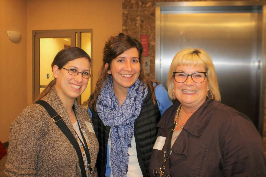 Were you Seen at Living Resources' Donor and College Experience Appreciation Event in Albany on Nov. 9, 2017? Photo: Catherine Butryn