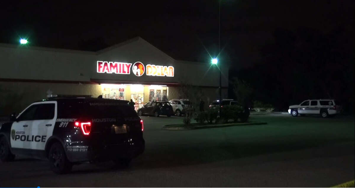 An employee was shot Friday night at a north Houston Family Dollar store, according to the Houston Police Department. The person was shot shortly after 10 p.m. at the store in the 7600 block of Jensen Drive, said Officer Todd Tyler with HPD Homicide Division.