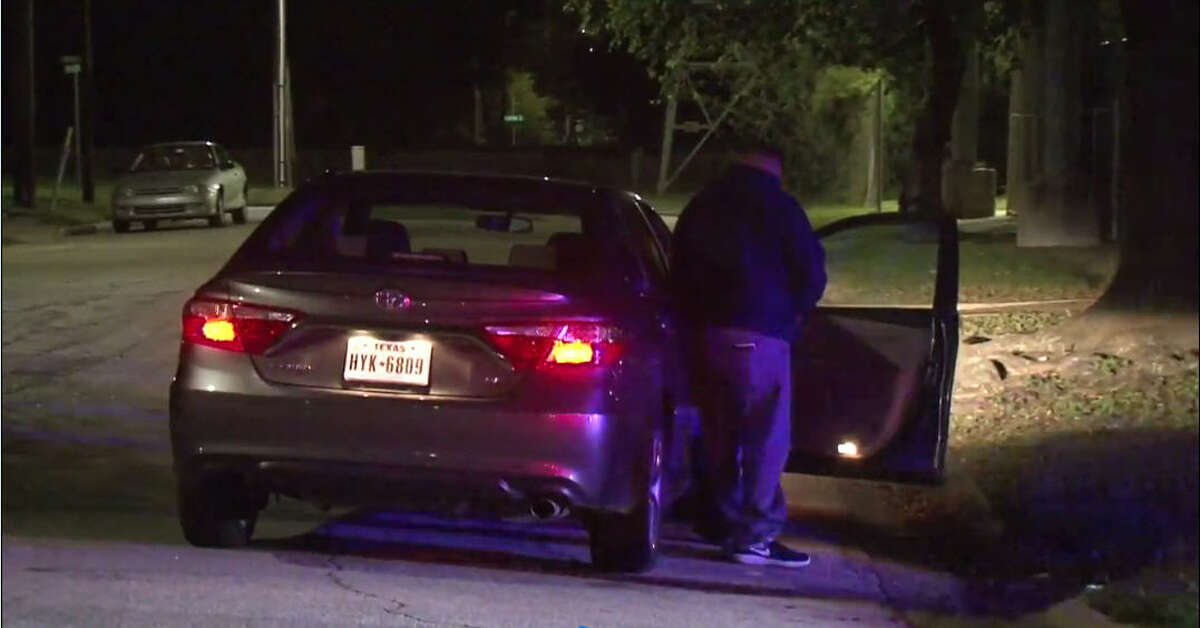 A 16-year-old was shot in the back Friday night after being robbed by three men in north Houston, according to the Houston Police Department. Three men apparently robbed the 16-year-old and another juvenile shortly after 11 p.m. near East 35th and Oxford Street, according to Sean Ragsdale with the HPD Homicide Division.